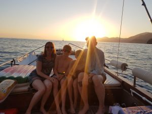 sunset tours in cinque terre